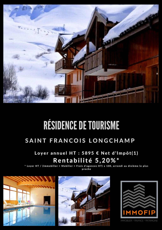 LMNP Résidence Tourisme